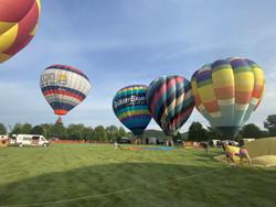 Warren County Hot Air Balloons, Fun and Games Festival
