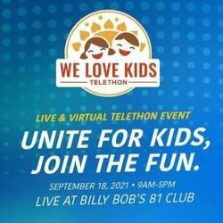 We Love Kids Telethon