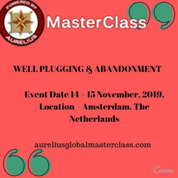 Well Plugging Training In Europe