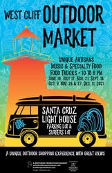 West Cliff Outdoor Market 2021