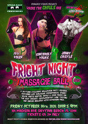 Where the Ghouls Are - Fright Night Massacre Ball