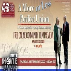 Whut Presents A More or Less Perfect Union Free Virtual Film Preview
