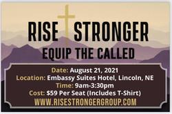 Women's Faith Event: Rise Stronger