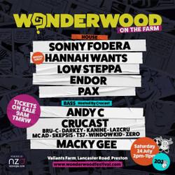 Wonderwood on the Farm
