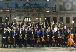 Worcester Youth Orchestra Spring 2021 Auditions