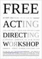 Workshop Acting & Directing for Film