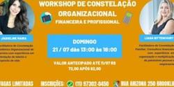 Workshop De Constelação Organizacional Financeira E Profissional