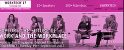 Worktech Singapore, 19th September, 2017