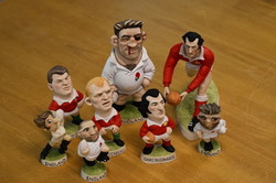 World Rugby Museum: February half-term sculpting workshop