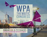 Wpa 2018 Thematic Congress