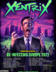 Xentrix - Re Infecting Europe at The Underworld // Re Scheduled