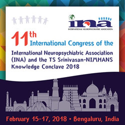 Xi International Congress of the International Neuropsychiatric Association