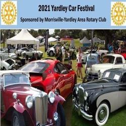 Yardley Car Festival