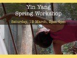 Yin Yang Spring Workshop with Emmanuelle