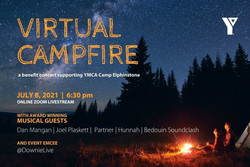 Ymca Virtual Campfire and Benefit Concert