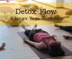 Yoga Detox Workshop on January 17th at 12pm!