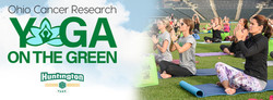 Yoga on the Green: Huntington Park - First 300 get Free T-Shirt + Swag Bag