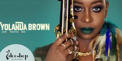Yolanda Brown - 'Love Politics War' Australia Tour
