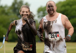 Your First Mud Run at North Wildwood