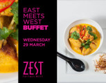Zest East Meets West Buffet