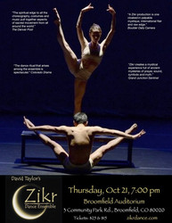 "Zikr Dance Ensemble presents ""Lifting The Veil"""