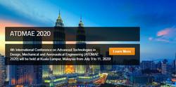 第四届设计、机械和航空工程先进技术国际会议(atdmae 2020)