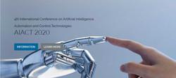 【ei检索】第四届人工智能,自动化与控制技术国际大会(aiact 2020)