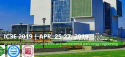 【ei/scopus检索】2019第三届环境与能源工程国际会议(ic3e 2019)