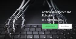 第五届人工智能和机器人国际会议(icair 2020)