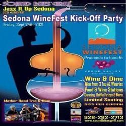 """""""jazz It Up Sedona"""" Kickoff Party"""