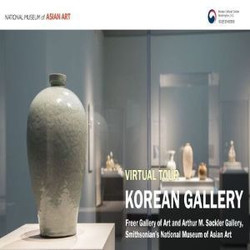 [korean Art in the U.s.] Korean Gallery at the Freer Gallery of Art and Arthur M. Sackler Gallery