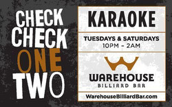 """old School Karaoke"" Every Tues.& Sat."