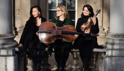 *online* Sunday Concerts: Greenwich Trio