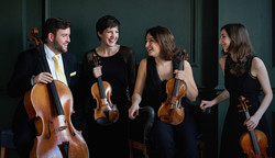 *online* Sunday Concerts: Jubilee Quartet