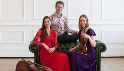 *online* Sunday Concerts: Rautio Piano Trio and Friends