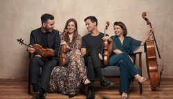 *online* Sunday Concerts: Solem Quartet and Anthony Friend
