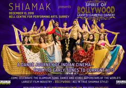 'spirit of Bollywood' by Shiamak Vancouver