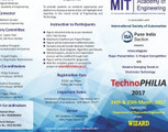 """technophilia 2017"" A technical Paper presentation & project competition"