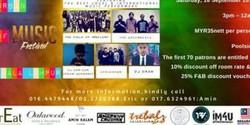 """urban Of Kuala Lumpur"" Pool-side Music Fest"
