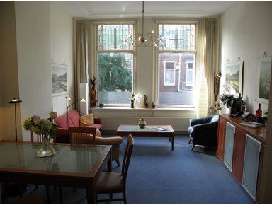 Per Dec. : Semi-apartment, best neighbourhood The Hague - Apartments