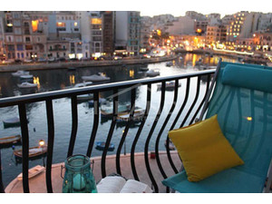 1 bedroom apartment - st' julians - €1,200 - Apartments