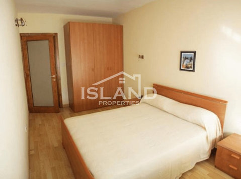 2 bedroom apartment - sliema - €650 - Apartments