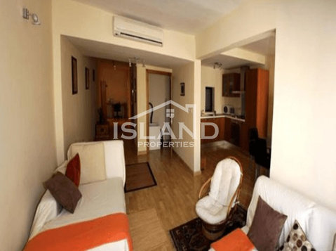 2 bedroom apartment - sliema - €650 - Pisos