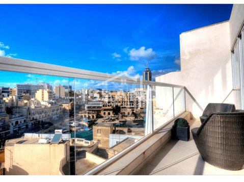 2 bedroom apartment - st' julians - €1,800 - Pisos