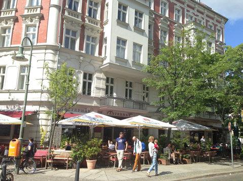 BERLÍN Piso Vacaciones Centro Prenzlauer Berg central MITTE - Alquiler Vacaciones