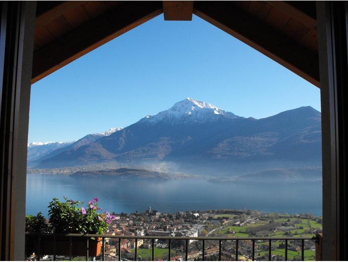 Alquilo depto en Lombardia-Italia lago de Como - Смештај на одмору