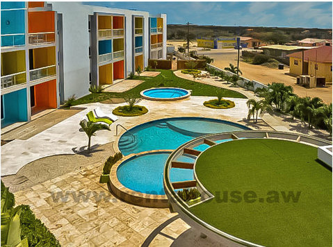 Condo for Sale Aruba. Isla Bonita Residences - Asunnot