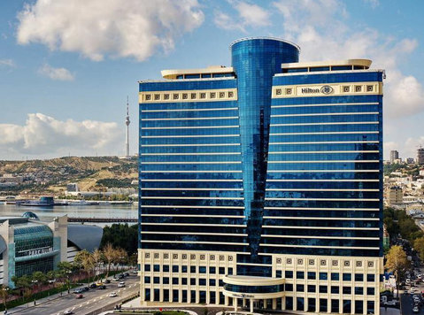 Exclusive Apartment In The Center Of Baku! - Apartments