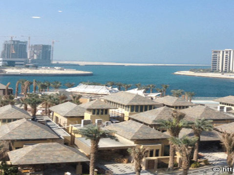 Luxury flat for rent in Reef Island - اپارٹمنٹ