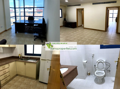 Bahrain Commercial office flat rent Adliya - Kontor / Lokal